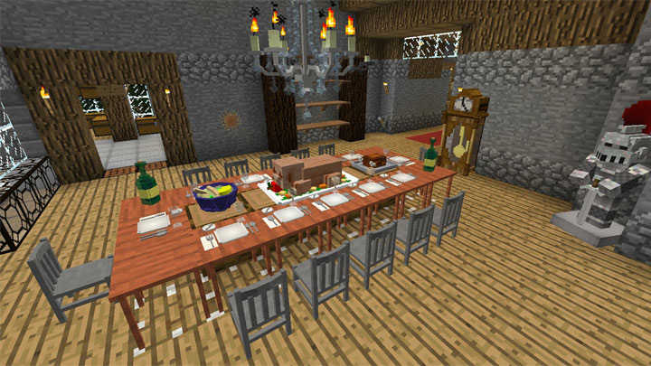 Minecraft GAME MOD DecoCraft v 2 6 2 (for 1 12 2) - download