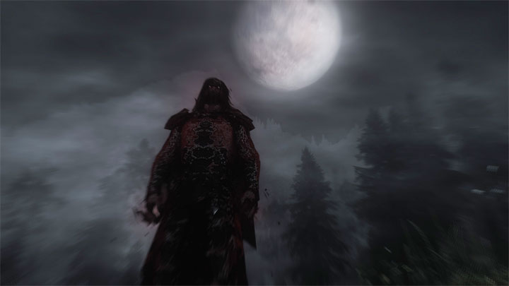 The Elder Scrolls V: Skyrim GAME MOD Sacrosanct - Vampires of Skyrim