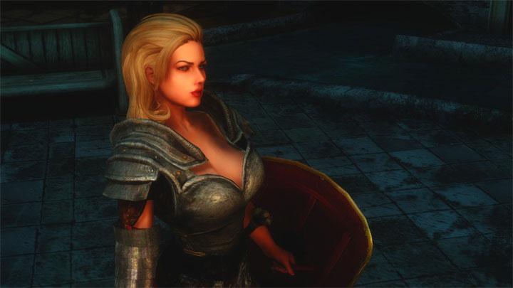 The Elder Scrolls V: Skyrim Special Edition GAME MOD Livia