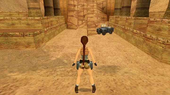 Tomb Raider 4 The Last Revelation Game Mod Tomb Raider Last