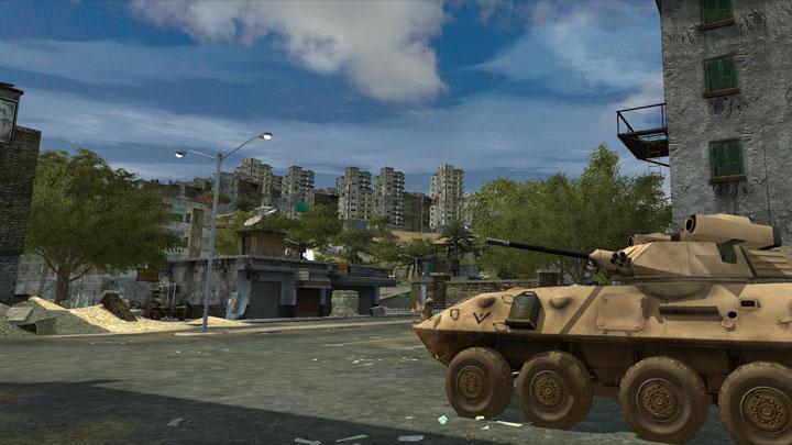 Battlefield 2 GAME MOD Strike At Karkand BF3 VAlpha2
