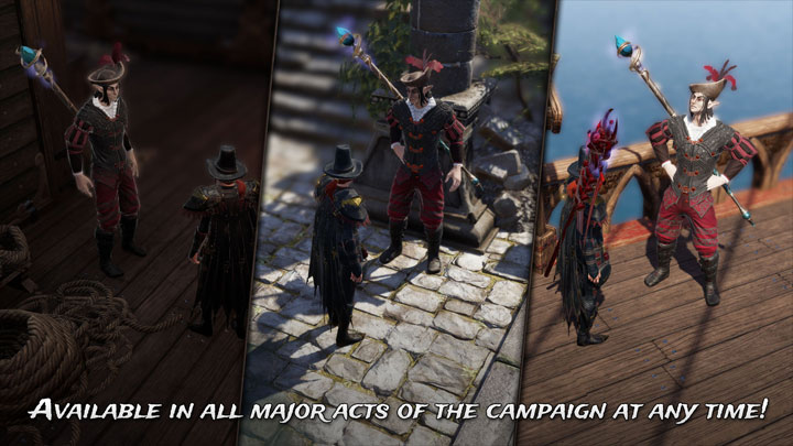 Divinity: Original Sin II GAME MOD The Cheat Commander v 1 7