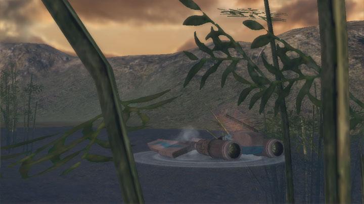 Star Wars: Battlefront II (2005) GAME MOD Ralltiir: Swoop