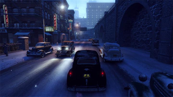Mafia II GAME MOD MAFIA II - HDR ReShade v 1 0 - download