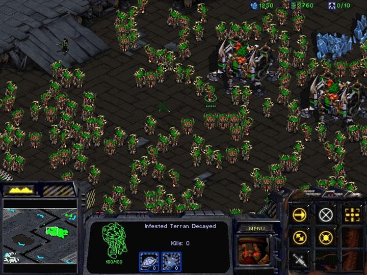 StarCraft: Brood War GAME MOD Dark Evolution v 1 2 - download