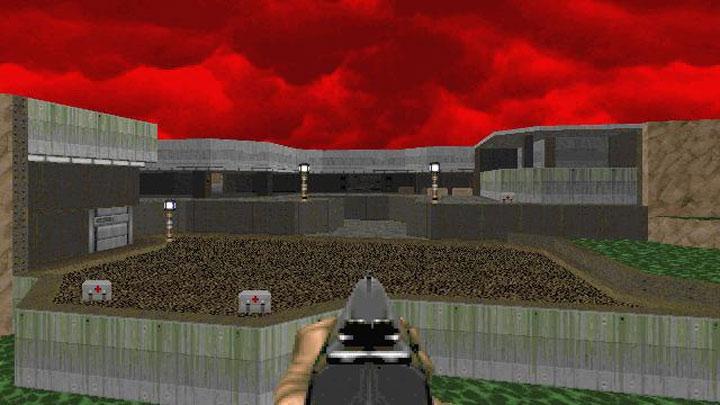 Doom II: Hell on Earth GAME MOD Hell Revealed II v 2 - download