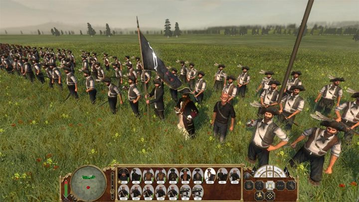 Empire: Total War GAME MOD All factions playable mod v