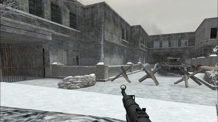 Call of Duty 2 GAME MOD Leon's COD2 Map 1 - download