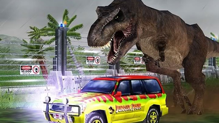 Jurassic park: operation genesis game mod jurassic park: operation.