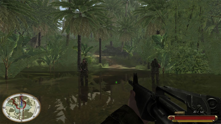 The Hell in Vietnam mod The Hell in Vietnam  Widescreen Fix