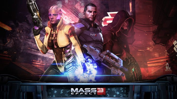 Mass Effect 3 mod Binkw32 proxy DLL's for Mass Effect 3