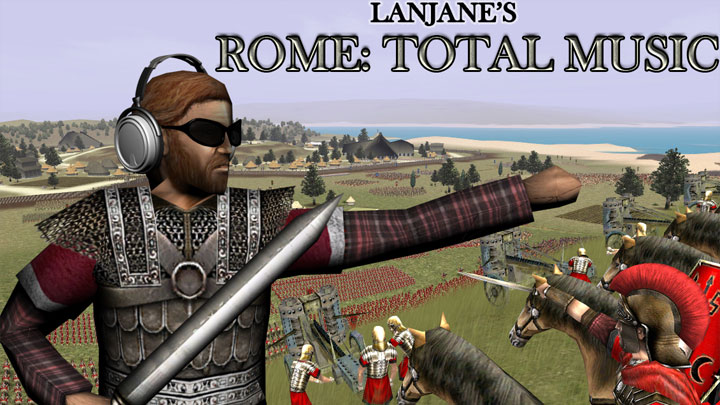 Rome: Total War GAME MOD Rome: Total Music v1.1 - download ...