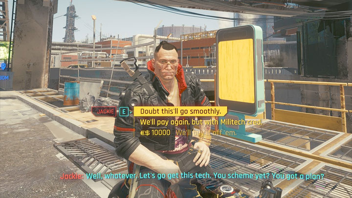 Cyberpunk 2077 mod E to Interact - V to Walk and Drive - Dedicated Dodge - Dialogue Scroll v.6.1