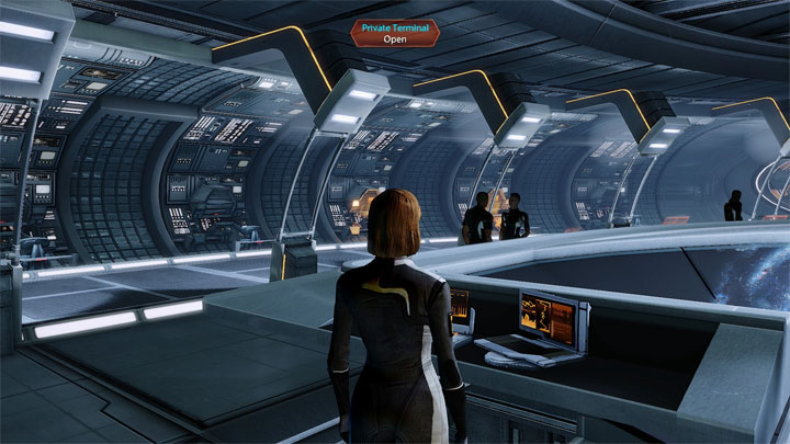 Mass Effect 2 mod ME2 reduce black crush variation  v.1.0