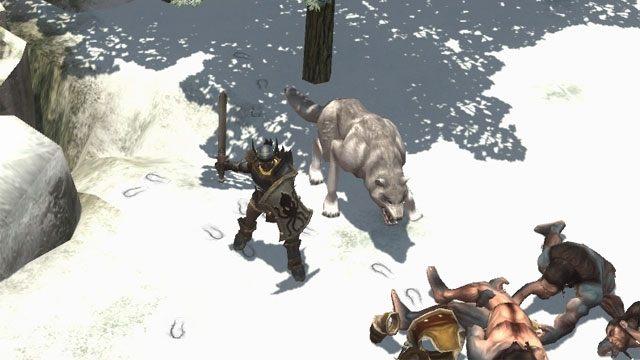 Titan Quest: Immortal Throne GAME MOD Diablo 2 Immortal v