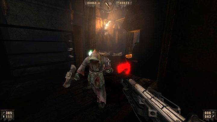 Painkiller: Resurrection GAME MOD Resurrection Widescreen HUD Fix v