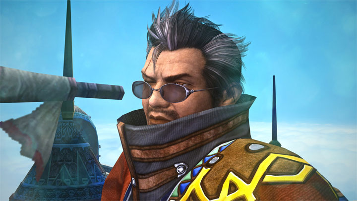 Final Fantasy X HD mod Auron HD Re-texture 8K and 4K Catachrism v.1.0