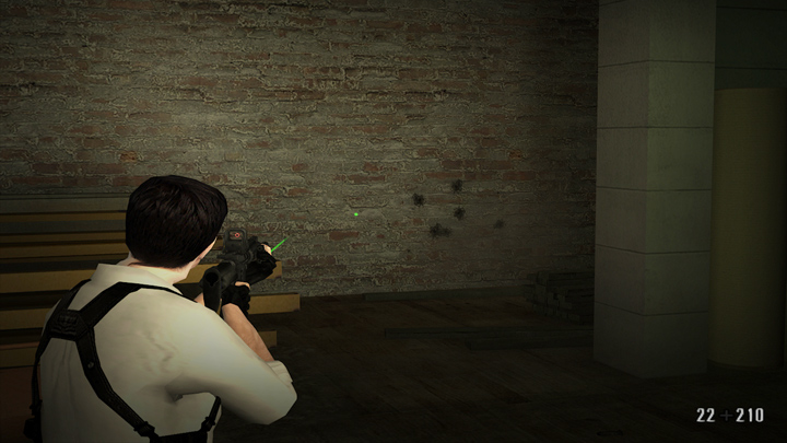Max Payne 2: The Fall Of Max Payne mod Over The Shoulder Aiming Mod