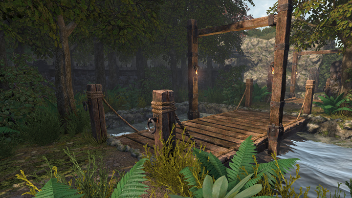 Legend of Grimrock II mod Isle of the Deranged v.2.3