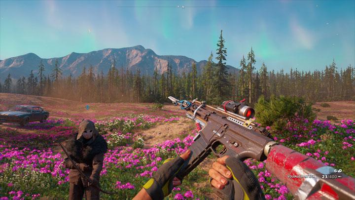 Far Cry New Dawn Game Mod Viewmodel Fov Mod V 3 Download