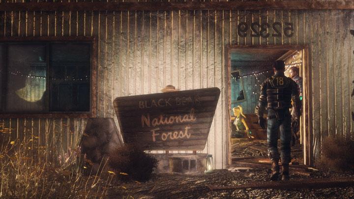 Fallout: New Vegas GAME MOD Fallout: New California v2