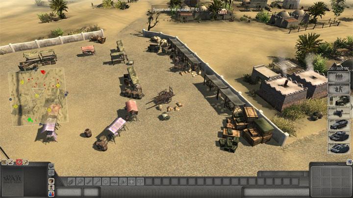 Men of War: Assault Squad GAME MOD Map pack for Dynamic