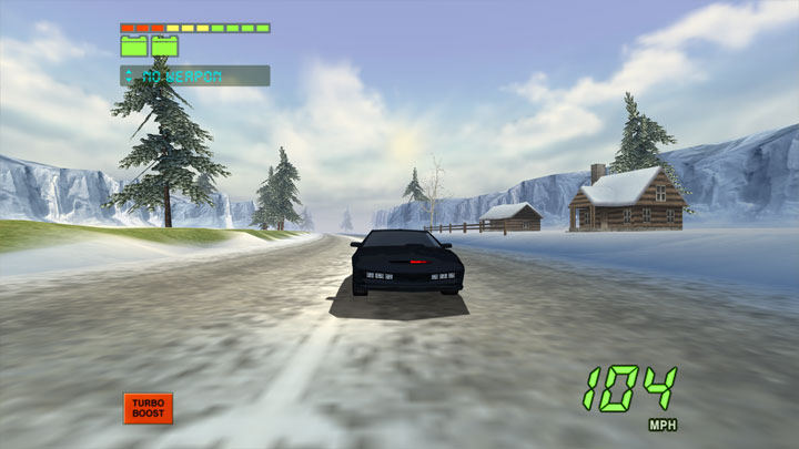 Knight Rider 2 GAME MOD Knight Rider: The Game 2 Widescreen Fix