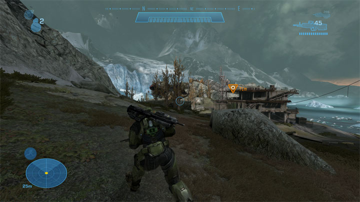 Halo: The Master Chief Collection mod Halo Reach Third Person Campaign v.3.0