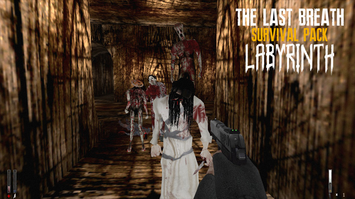 Cry Of Fear Game Mod The Last Breath Survival Pack V12 Download