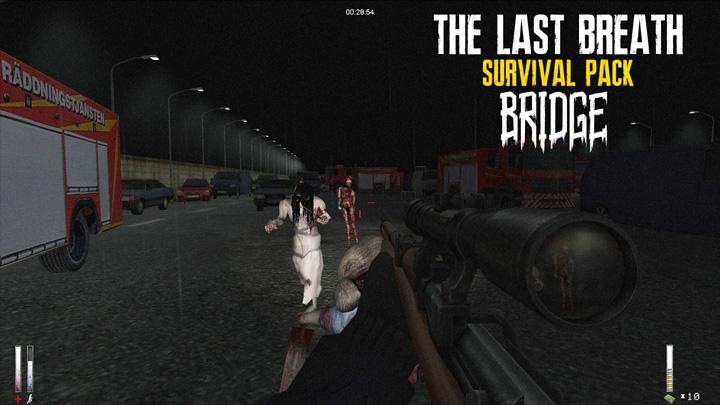 Cry Of Fear Game Mod The Last Breath Bridge V16102017 Download
