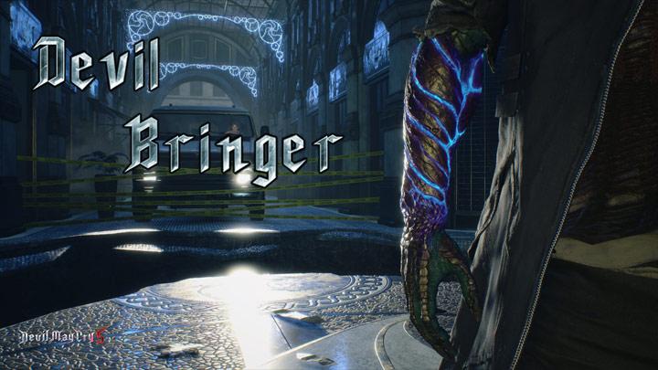 Devil May Cry 5 Game Mod Devil Bringer V 2 0 Download