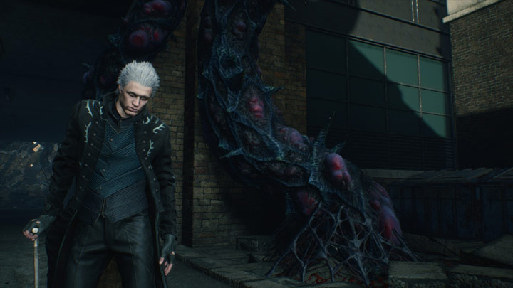 Devil May Cry 5 GAME MOD Playable Vergil v 0 4 - download
