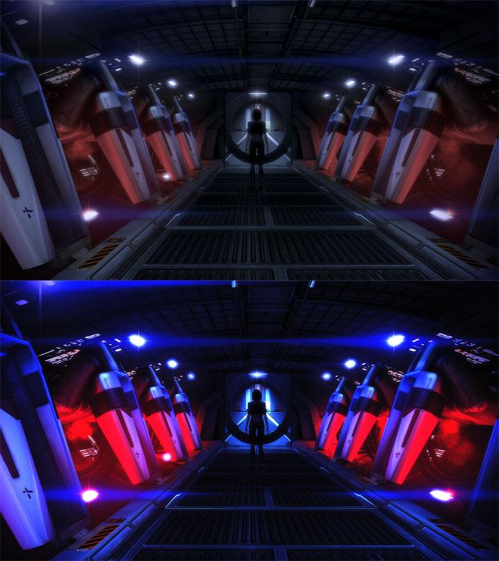 Mass Effect 3 GAME MOD INTERSTELLAR Reshade Preset v 1