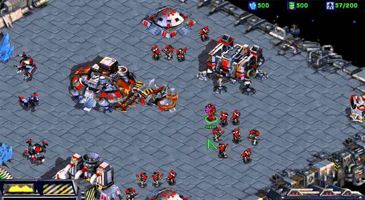 Starcraft Brood War Game Mod Starcraft Insurrection Remastered V 4 4 Download Gamepressure Com