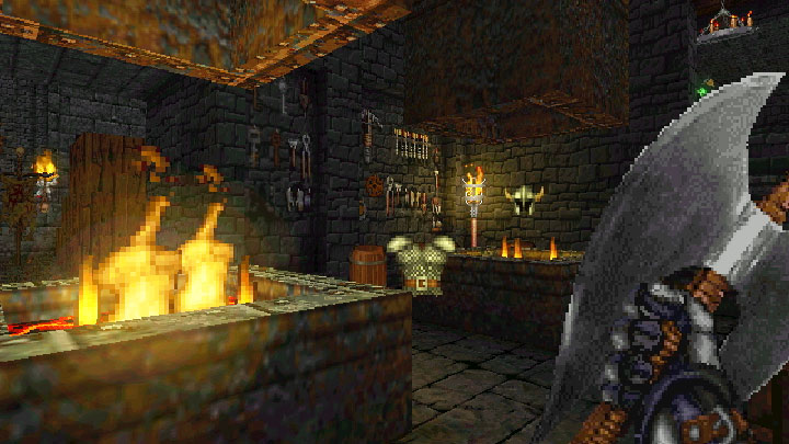 Hexen: Beyond Heretic mod Legend: Farewell Edition v.8.3.1