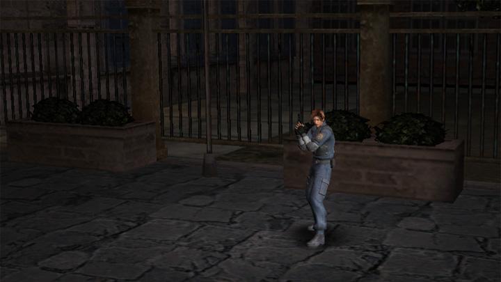 Resident Evil 4 GAME MOD Resident Evil 2: Survivors v 2 01