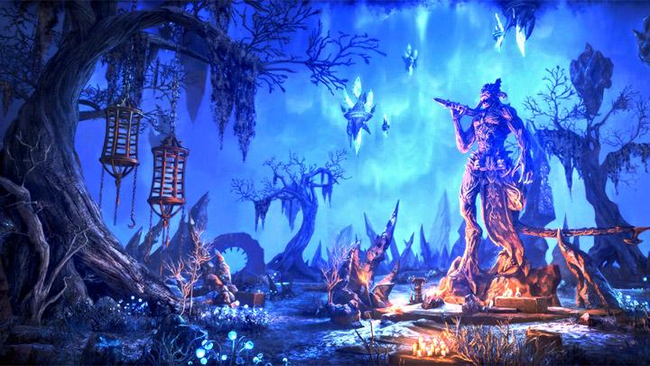 The Elder Scrolls Online GAME MOD Tifoun's ESO preset