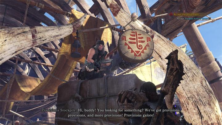 Monster Hunter: World GAME MOD Blur Effects Be Gone v 1 0