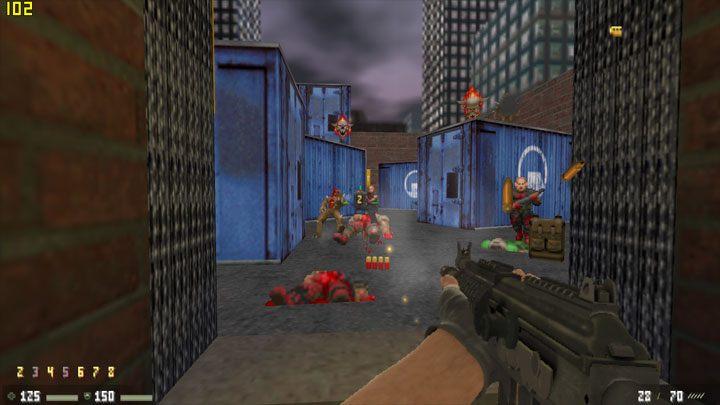Doom ii: hell on earth game mod world war doom download.
