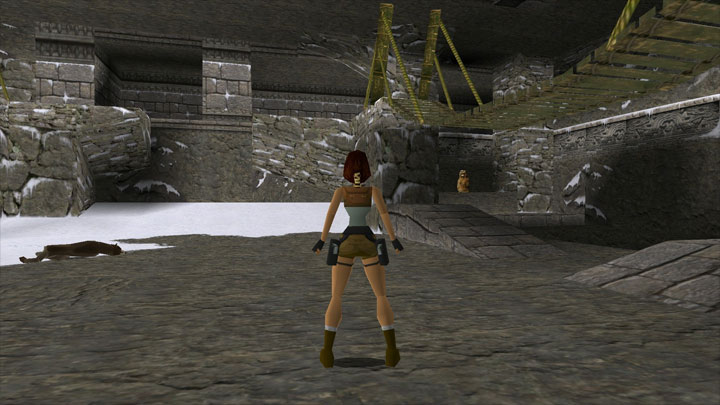 Tomb Raider 1996 Game Mod Tomb Raider Mouse Helper V 1 2