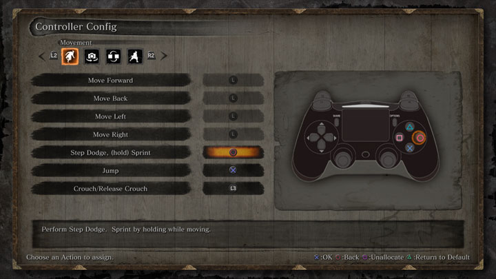 Sekiro: Shadows Die Twice mod Native PS4 Buttons v.1.0