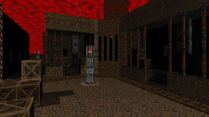 Doom (1993) GAME MOD City of the Damned v 1 3 - download