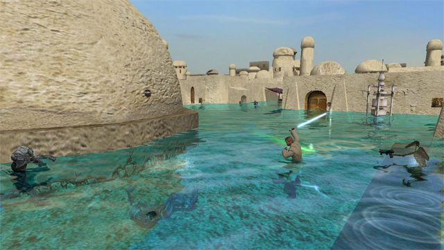 Star Wars Battlefront II GAME MOD Tsunami Mod V Final - Minecraft tsunami spiele