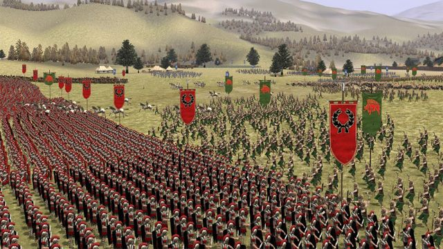 Rome: Total War GAME MOD Rome: Total War Windows 10 Fix - download
