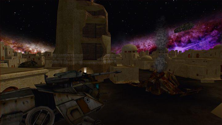 Star Wars BattleFront 2 completed version ENG 2005