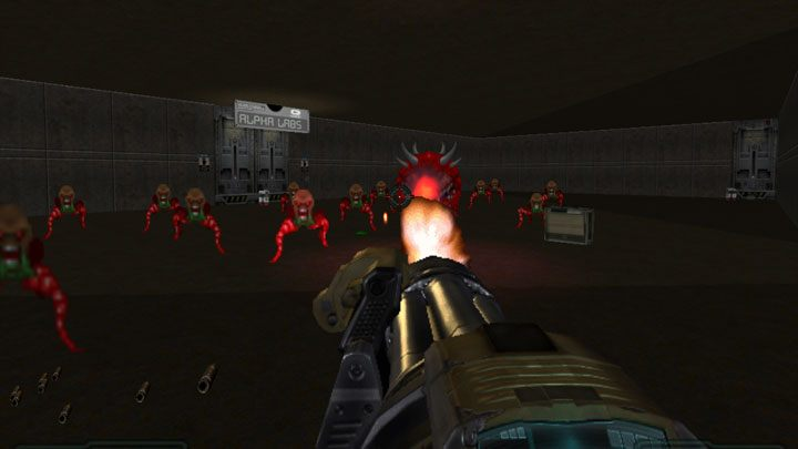 Doom II: Hell on Earth GAME MOD Invasion Infernal - download