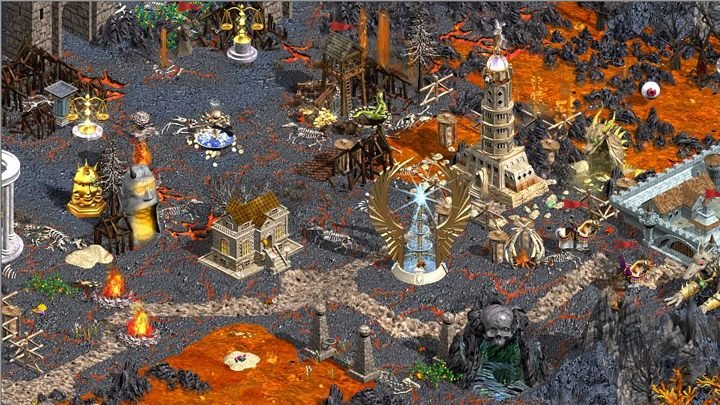 Heroes of might and magic 3 download (1999 strategy game).