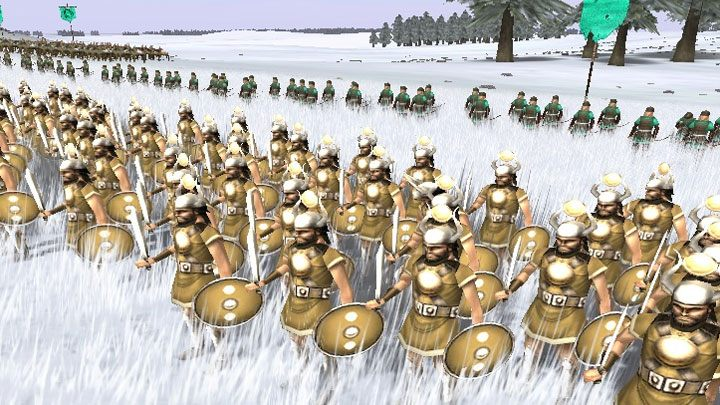 Rome: Total War - Barbarian Invasion mod World Rulers Total War v.4.8
