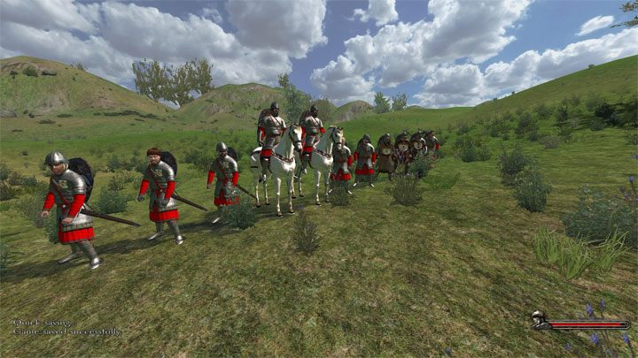 Mount & Blade: Warband mod Knights of Order v.1.0.5