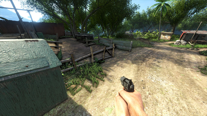 Far Cry 3 mod Far Cry 3: Redux v.1.2